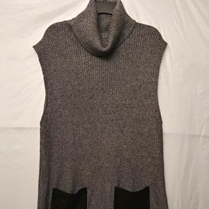 Banana Republic Cowl Neck Tunic Sweater